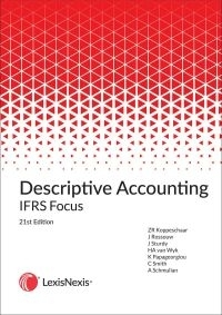 DESCRIPTIVE ACCOUNTING IFRS FOCUS