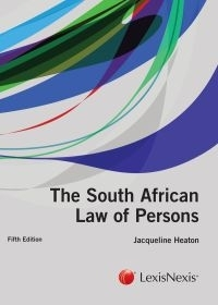 SA LAW OF PERSONS