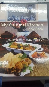 MY CULTURAL KITCHEN COOK BOOK