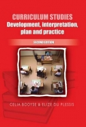 CURRICULUM STUDIES: DEVELOPMENT INTERPRETATION PLAN AND PRACTICE (REF 9780627035876)
