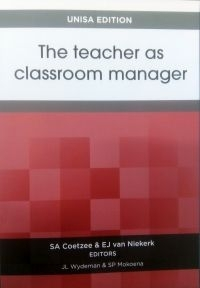 TEACHER AS CLASSROOM MANAGER