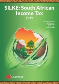 SILKE ON SA INCOME TAX 2019 (REFER ISBN 9780639000121)