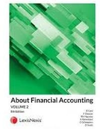 ABOUT FINANCIAL ACCOUNTING (VOLUME 2)