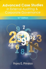 ADVANCED CASE STUDIES IN EXTERNAL AUDITING AND CORPORATE GOVERNANCE