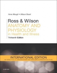ROSS AND WILSON ANATOMY AND PHYSIOLOGY IN HEALTH AND ILLNESS (I/E)
