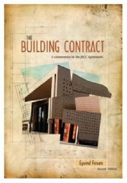 BUILDING CONTRACT: A COMMENTARY ON THE JBCC AGREEMENT