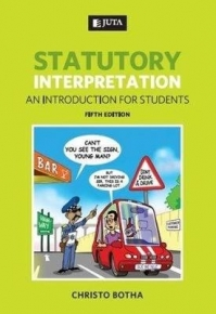 STATUTORY INTERPRETATION: AN INTRO FOR STUDENTS