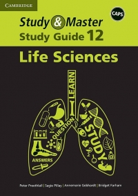 STUDY AND MASTER LIFE SCIENCES GR 12 (STUDY GUIDE) (CAPS)