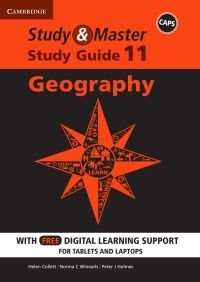 STUDY AND MASTER GEOGRAPHY GR 11 (STUDY GUIDE) (BLENDED)