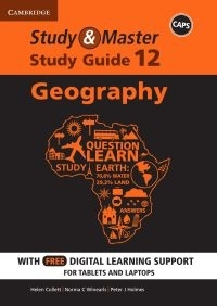STUDY AND MASTER GEOGRAPHY GR 12 (STUDY GUIDE) (BLENDED)