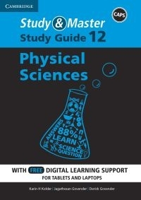 STUDY AND MASTER PHYSICAL SCIENCES GR 12 (STUDY GUIDE) (BLENDED)