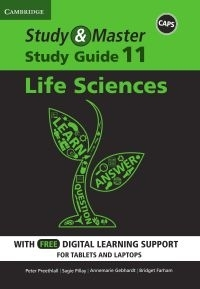 STUDY AND MASTER LIFE SCIENCES GR 11 (STUDY GUIDE) (BLENDED)