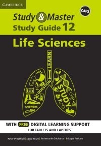 STUDY AND MASTER LIFE SCIENCES GR 12 (STUDY GUIDE) (BLENDED)