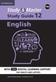 STUDY AND MASTER ENGLISH GR 12 (STUDY GUIDE) (BLENDED)