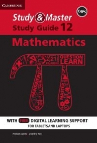 STUDY AND MASTER MATHEMATICS GR 12 (STUDY GUIDE) (BLENDED)