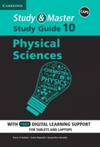 STUDY AND MASTER PHYSICAL SCIENCES GR 10 (STUDY GUIDE) (BLENDED)