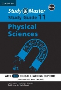 STUDY AND MASTER PHYSICAL SCIENCES GR 11 (STUDY GUIDE) (BLENDED)