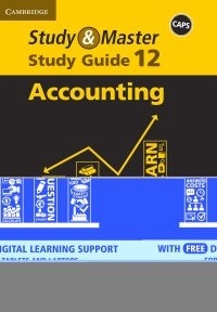 STUDY AND MASTER ACCOUNTING GR 12 (STUDY GUIDE) (BLENDED)