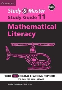 STUDY AND MASTER MATHEMATICAL LITERACY GR 11 (STUDY GUIDE) (BLENDED)
