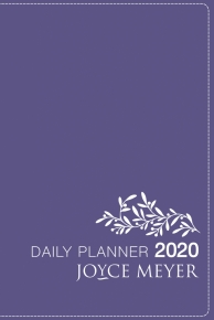 JOYCE MEYER DAILY PLANNER 2020