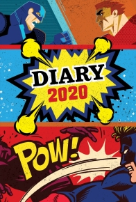 SCHOOL DIARY FOR BOYS 2020
