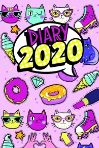 SCHOOL DIARY FOR GIRLS 2020