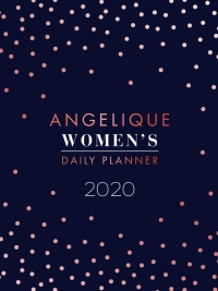 ANGELIQUE DU TOIT WOMENS DAILY PLANNER 2020 (H/C)