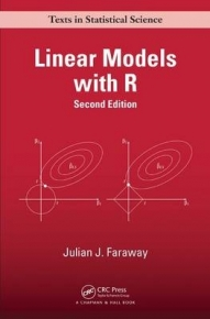 LINEAR MODELS WITH R (H/C)