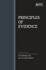 PRINCIPLES OF EVIDENCE REVISED