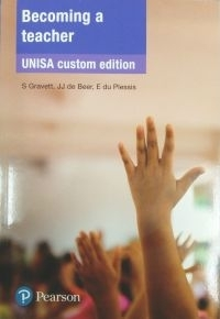 BECOMING A TEACHER (CUSTOM UNISA EDITION)