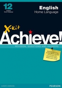 X KIT ACHIEVE ENGLISH GR 12