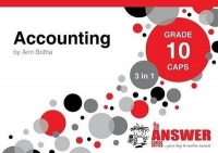 ACCOUNTING GR 10 (3 IN 1) (CAPS) (THE ANSWER SERIES)