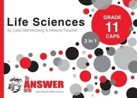 LIFE SCIENCE GR 11 (3 IN 1)  (CAPS) (THE ANSWER SERIES)