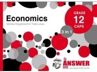 ECONOMICS GR 12 (3 IN 1) (CAPS) (THE ANSWER SERIES)