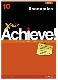 X KIT ACHIEVE ECONOMICS GR 10
