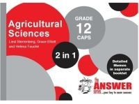 AGRICULTURAL SCIENCE GR 12  (THE ANSWER SERIES)