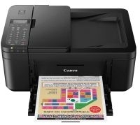 PRINTER CANON PIXMA TR4540 PRINT COPY FAX AND SCAN