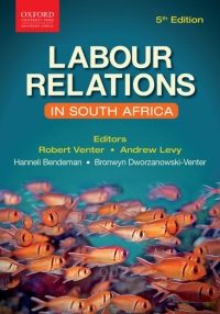 LABOUR RELATIONS IN SA