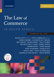 LAW OF COMMERCE IN SA
