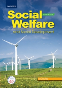 SOCIAL WELFARE AND SOCIAL DEVELOPMENT