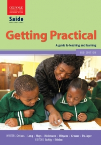 SAIDE GETTING PRACTICAL: A PROFESSIONAL STUDIES GUIDE TO TEACHING AND LEARNING