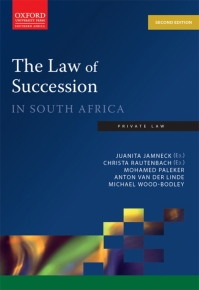 LAW OF SUCCESSION IN SA