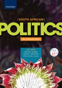 SA POLITICS: AN INTRODUCTION