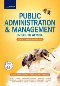 PUBLIC ADMINISTRATION AND MANAGEMENT IN SA: AN INTRODUCTION