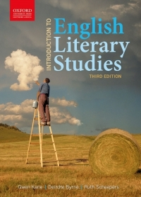 INTRODUCTION TO ENGLISH LITERARY STUDIES