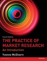 PRACTICE OF MARKET RESEARCH