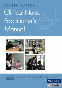 SA CLINICAL NURSE PRACTITIONERS MANUAL