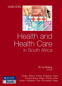 HEALTH AND HEALTH CARE IN SA