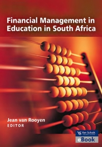 FINANCIAL MANAGEMENT IN EDUCATION IN SA