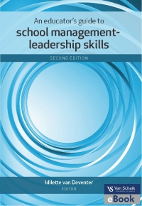 EDUCATORS GUIDE TO SCHOOL MANAGEMENT LEADERSHIP SKILLS